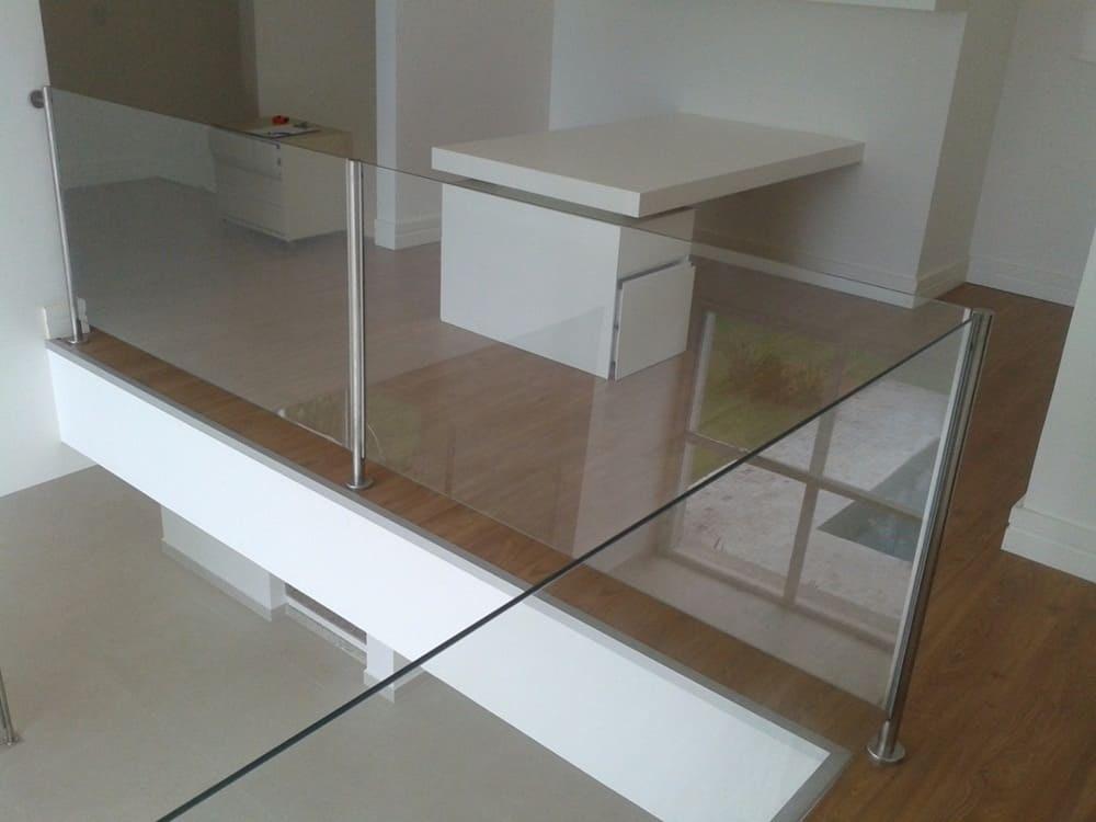 guarda corpo de vidro guarulhos